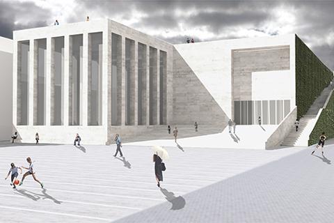 Lodging in Rome | School of Architecture | University of Miami